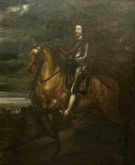 Charles I after Sir Anthony Van Dyck