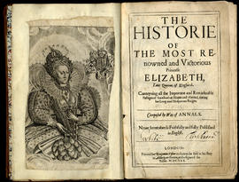 The Historie of  . .Elizabeth