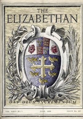 The Elizabethan, Vol. 26, No. 7, Issue 607