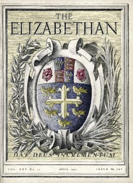 The Elizabethan, Vol. 25, No. 15, Issue 596