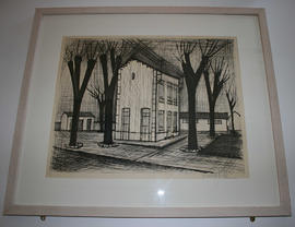 L'Ecole by Bernard Buffet