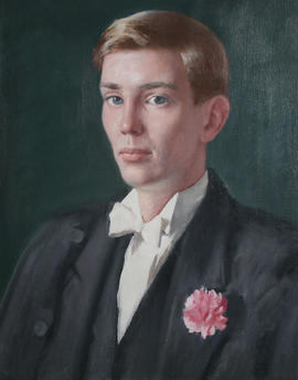 Louis Sherwood by Philip Lambe