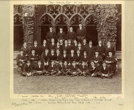 1908-1909 College House Photograph