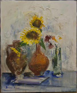 Sunflowers by Barbara Robinson