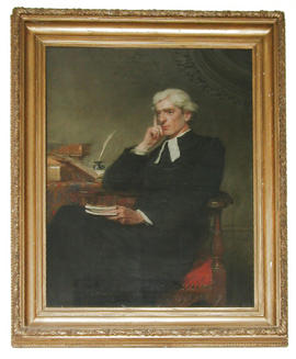 William Gunion Rutherford attributed to William Robert Symonds or J. Seymour Lucas