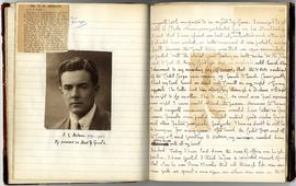 Journal 4: April 1909-July 1909