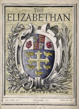 The Elizabethan, Vol. 26, No. 4, Issue 604