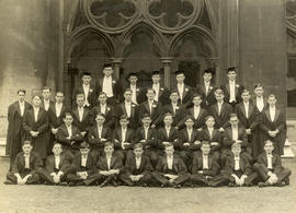 1939 College House Photograph