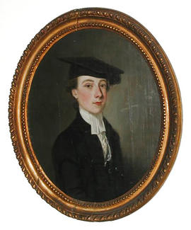 William Ellis attributed to Ozias Humphrey