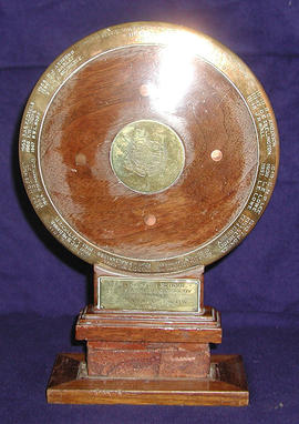 The Discus Challenge Trophy