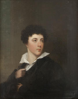 John George Phillimore by an unknown artist