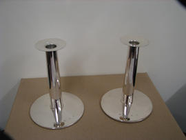 Candlesticks (pair)