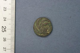 Obverse: Channel Islands, billon stater