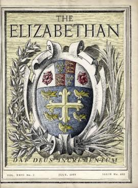 The Elizabethan, Vol. 26, No. 2, Issue 602