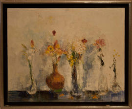 Still life by Barbara Robinson