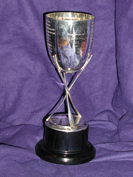 J.G. Jeffrey Cup for Junior /Senior House Fours