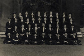 1946 College House Photograph