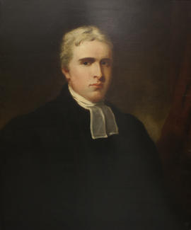 Dr. William Carey by a member of the English School