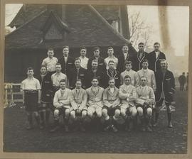 1917 Football Group Photograph