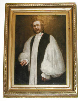 Bishop Stephen Rigaud by a member of the English School