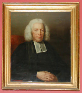 Dr. John Nicoll by a member of the circle of Sir Joshua Reynolds