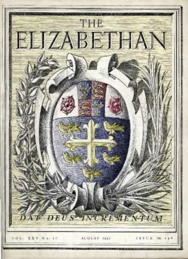 The Elizabethan, Vol. 25, No. 17, Issue 598