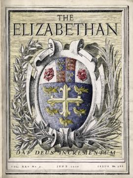 The Elizabethan, Vol. 25, No. 5, Issue 586