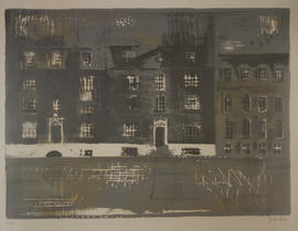Brettingham Terrace by John Piper