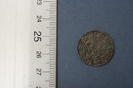 Obverse: Aethelred II penny London