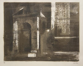 Burlington's Arch by John Piper