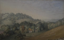 Box Hill and Norbury Park by M.M. Grierson