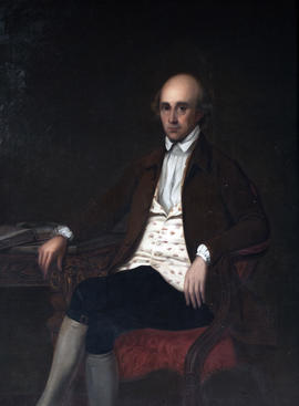 Warren Hastings, a copy after Sir Arthur William Devis