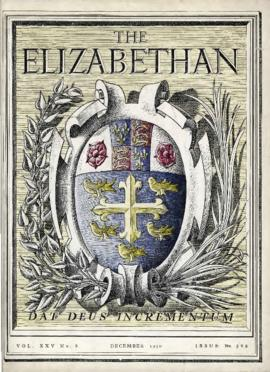 The Elizabethan, Vol. 25, No. 8, Issue 589