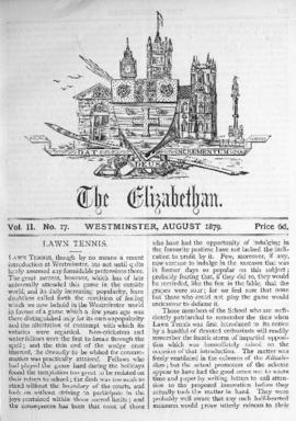 The Elizabethan, Vol. 2, No. 17