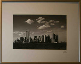 New York Skyline by JTC