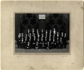 1936 College House Photograph