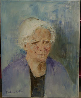 P.D. James by Barbara Robinson