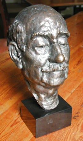 Sir Adrian Boult by William Redgrave