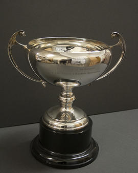 The Dick Bridgeman Rackets Trophy