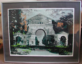 Holkham Gate by John Piper
