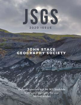The John Stace Geography Society Magazine