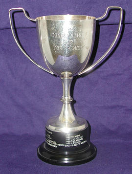 The Constantine Cup for French