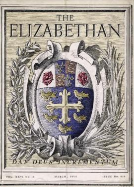 The Elizabethan, Vol. 26, No. 16, Issue 616