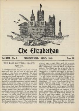 The Elizabethan, Vol. 17, No. 2