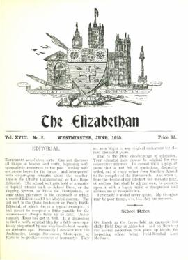 The Elizabethan, Vol. 18, No. 2