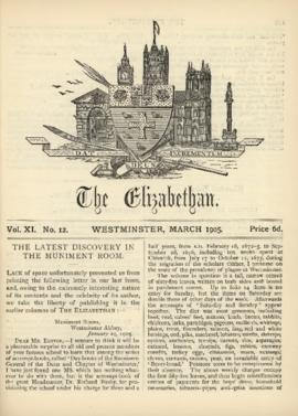 The Elizabethan, Vol. 11, No. 12