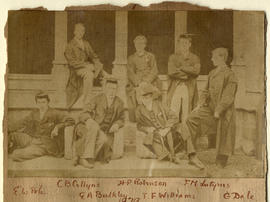 [1877] College House Photograph