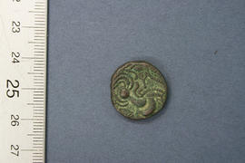 Reverse: Channel Islands, billon stater